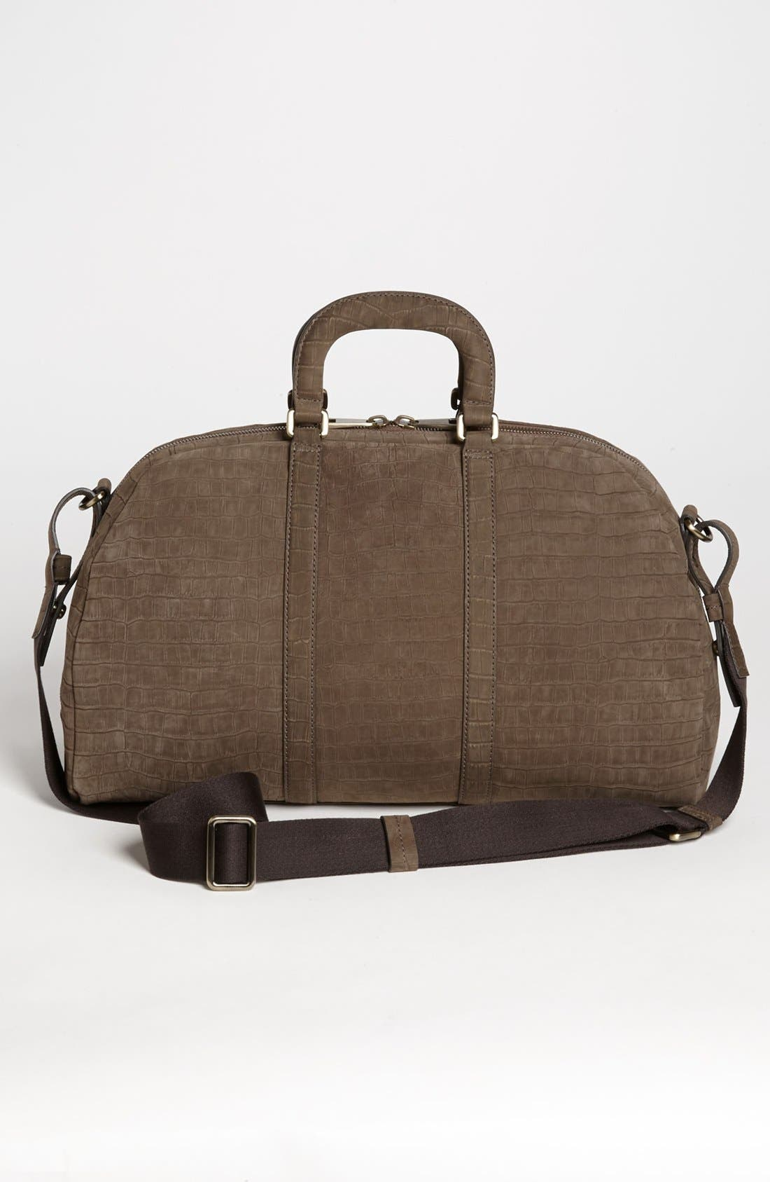 Alternate Image 4  - BOSS HUGO BOSS 'Rofert' Duffel Bag