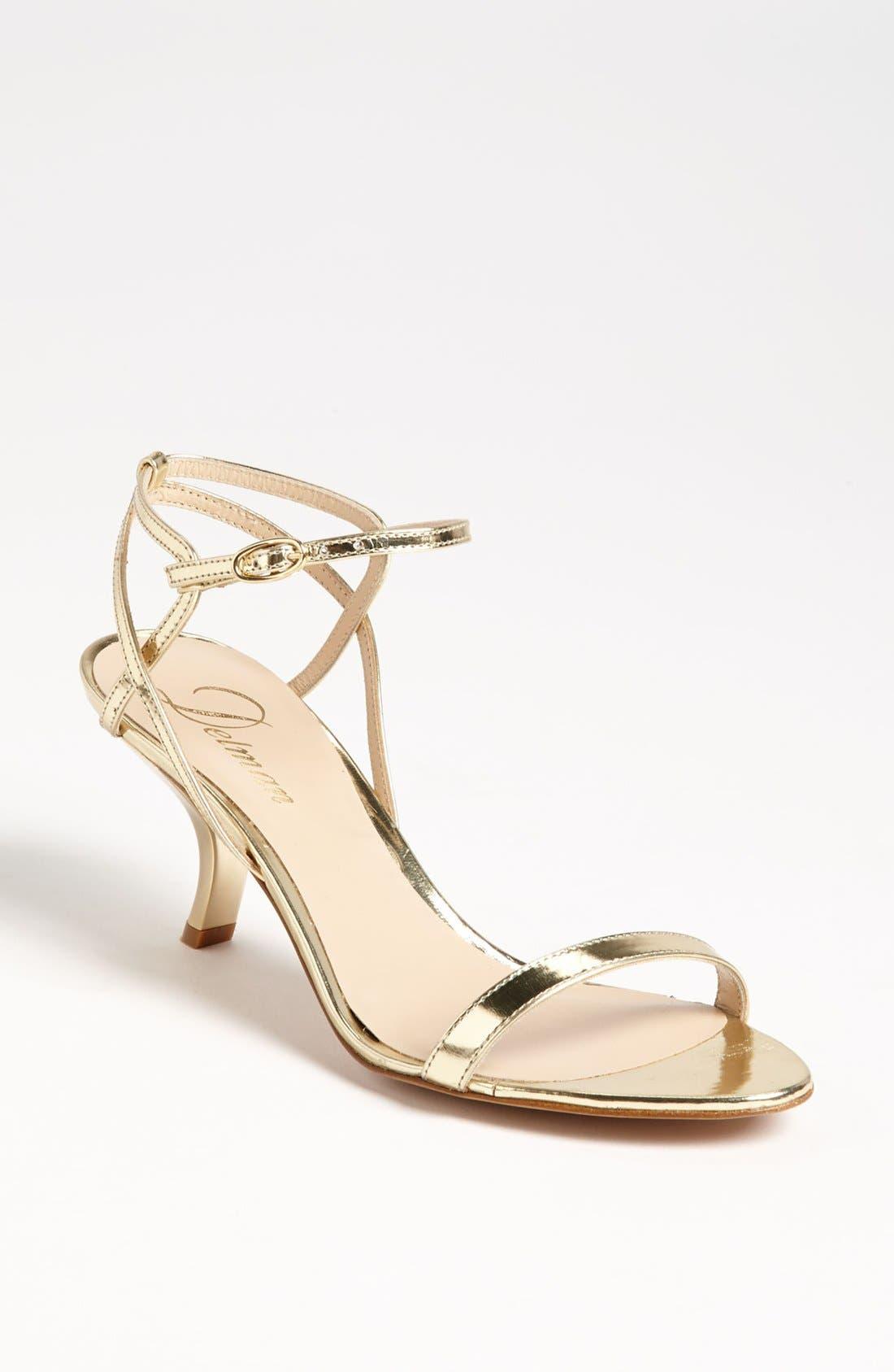 Alternate Image 1 Selected - Delman 'Gaspe' Sandal