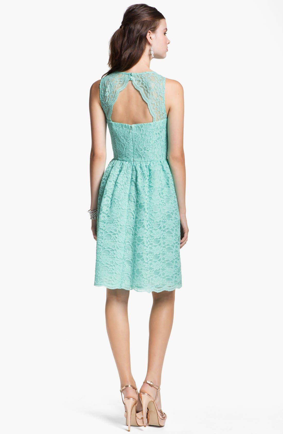Alternate Image 2  - Calvin Klein Dress & Accessories