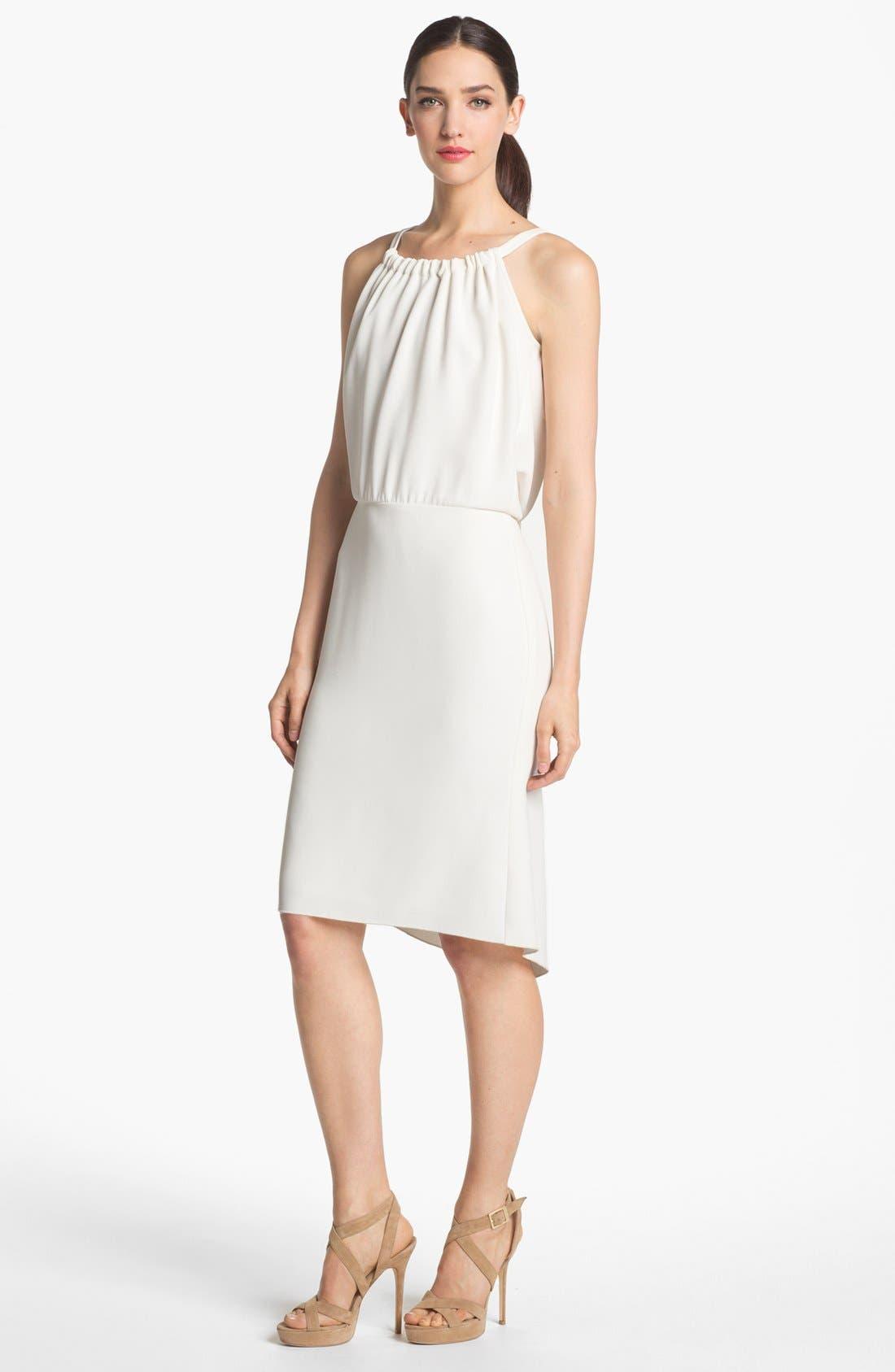 Alternate Image 1 Selected - Rachel Roy Gathered Blouson Dress