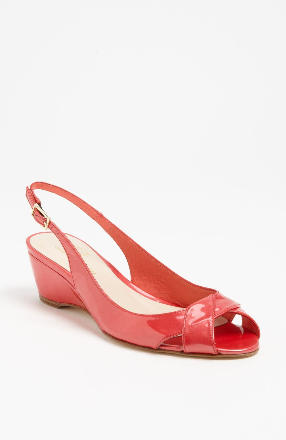 Alternate Image 1 Selected - Delman 'Calla' Sandal (Nordstrom Exclusive)