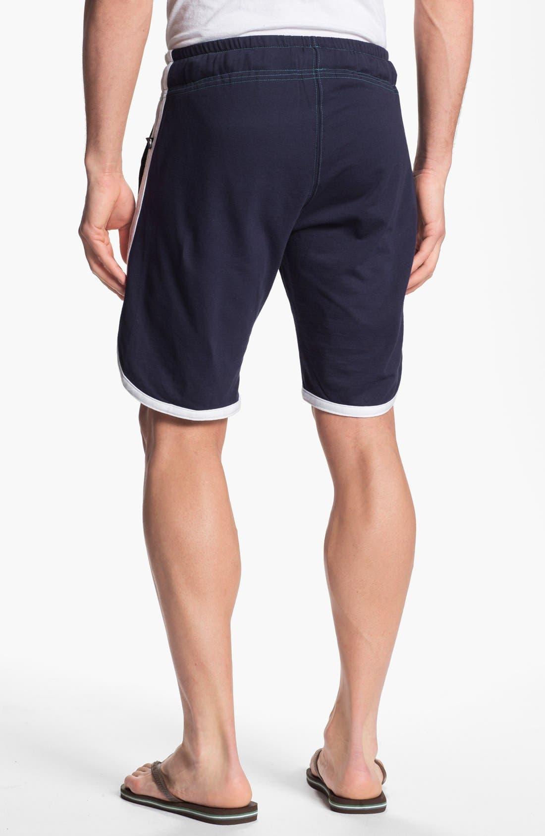 Alternate Image 2  - Andrew Christian Retro Athletic Shorts