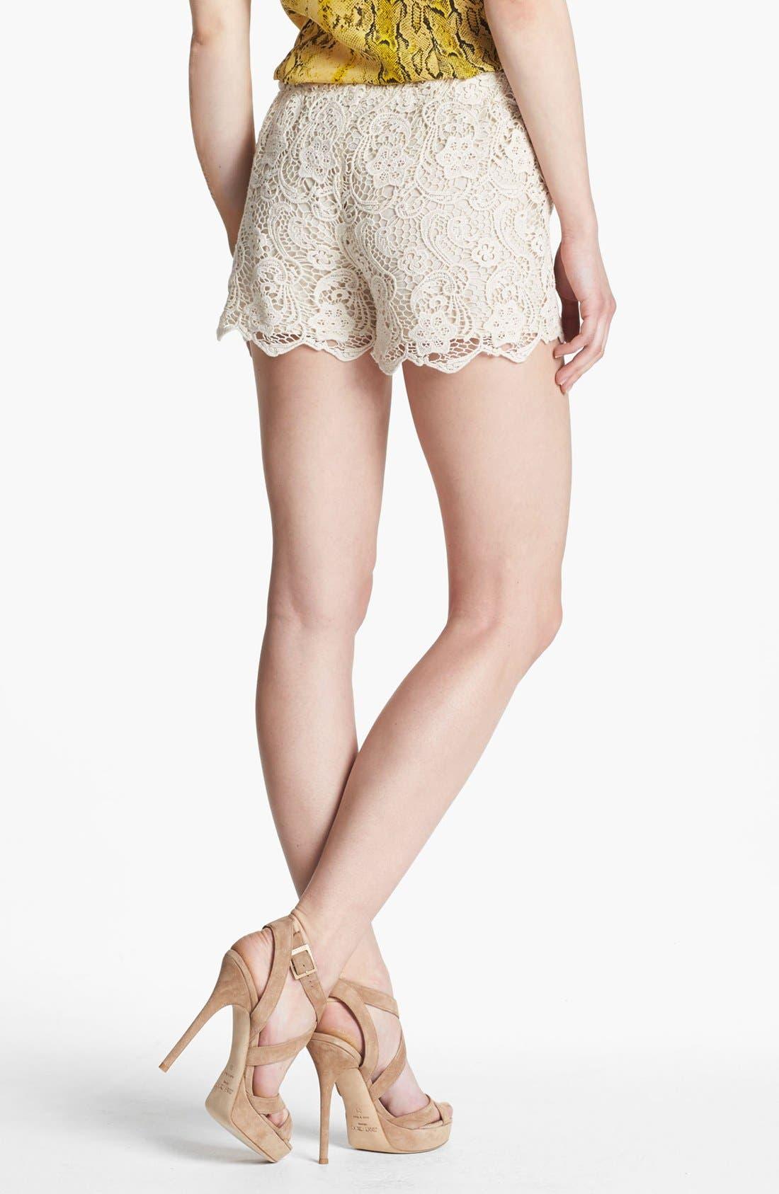 Alternate Image 2  - Joie 'Denita' Lace Shorts