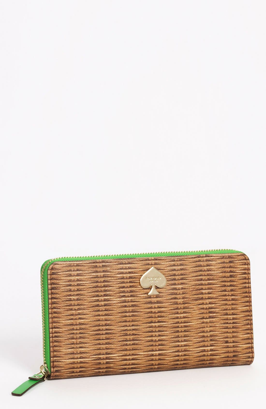 Alternate Image 1 Selected - kate spade new york 'pack a picnic - lacey' wallet