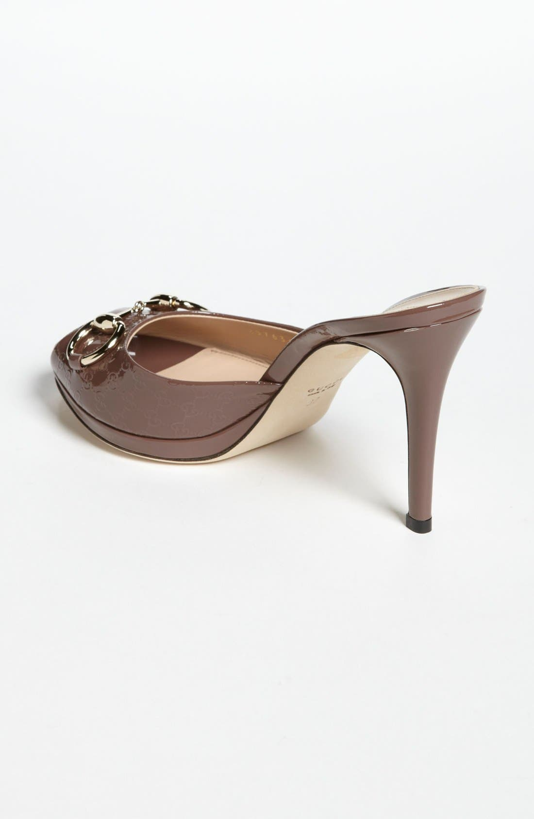 Alternate Image 2  - Gucci 'New Hollywood' Slide Sandal