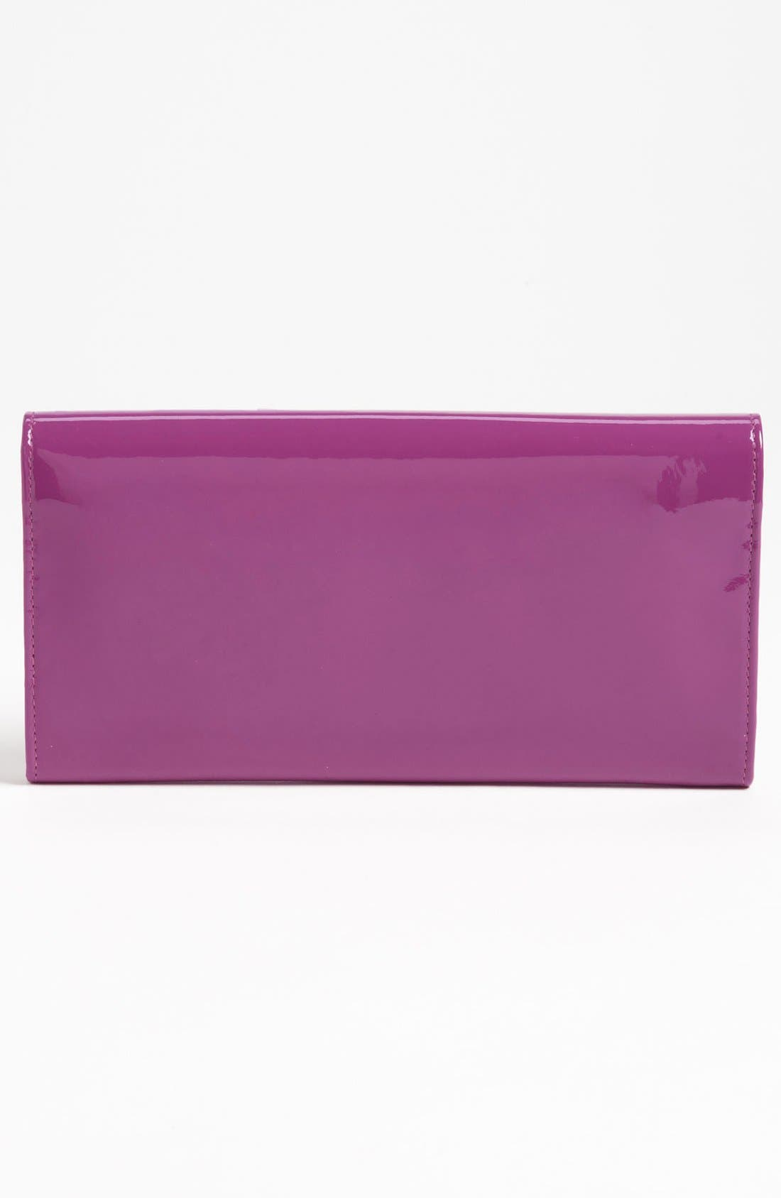 Alternate Image 2  - Jimmy Choo 'Reese' Patent Leather Clutch