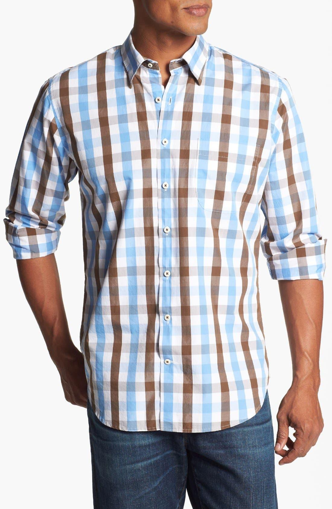Main Image - Peter Millar Sport Shirt