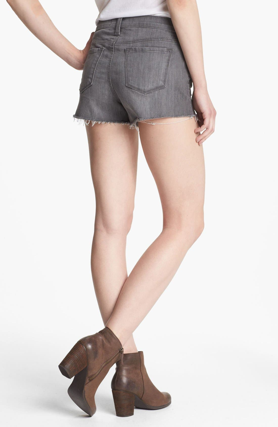 Alternate Image 2  - J Brand Cutoff Denim Shorts (Kingdom)