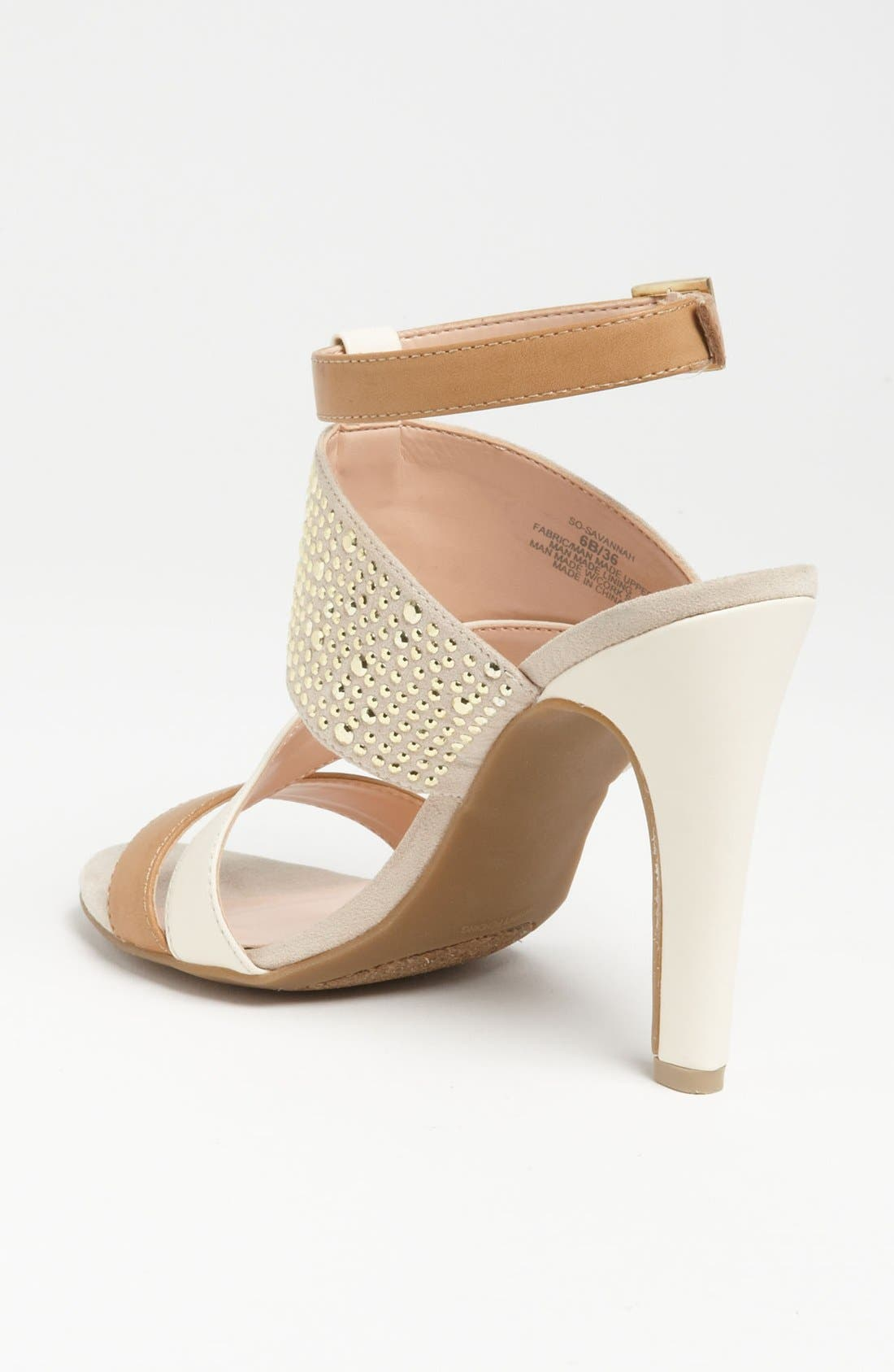 Alternate Image 2  - Sole Society 'Savannah' Sandal