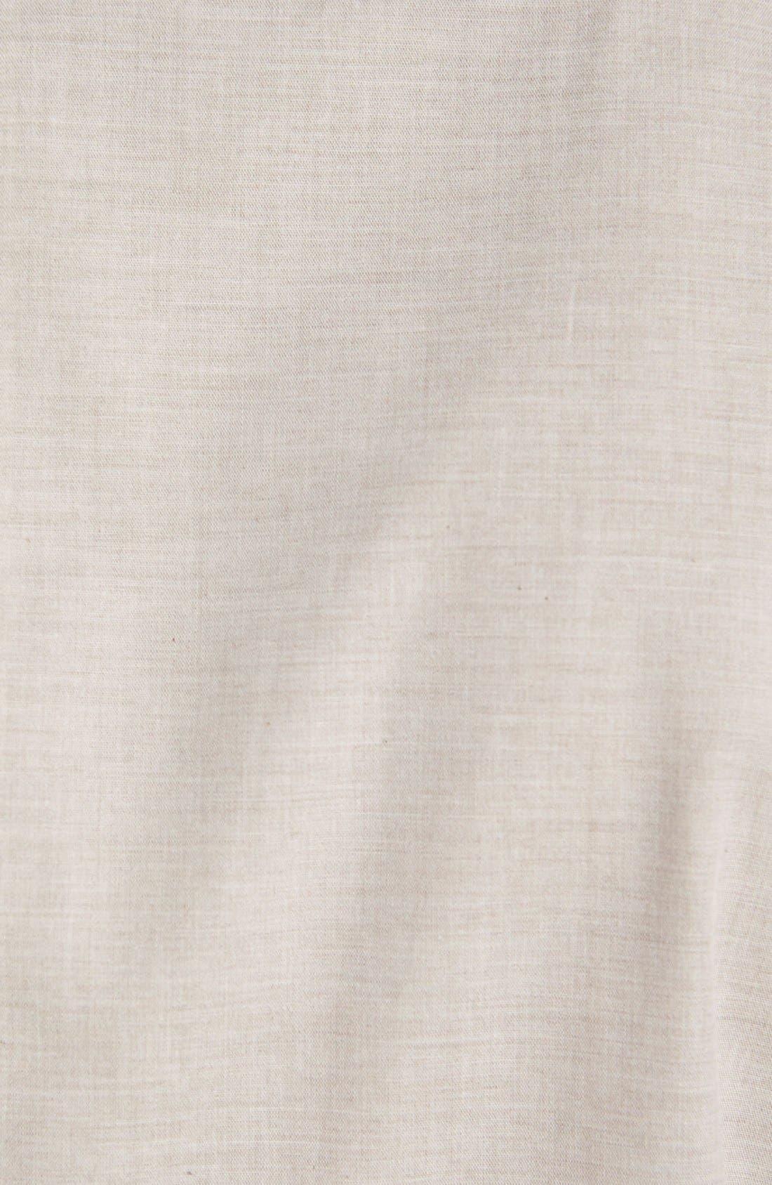 Alternate Image 3  - 7 Diamonds 'Pyramids' Woven Short Sleeve Shirt