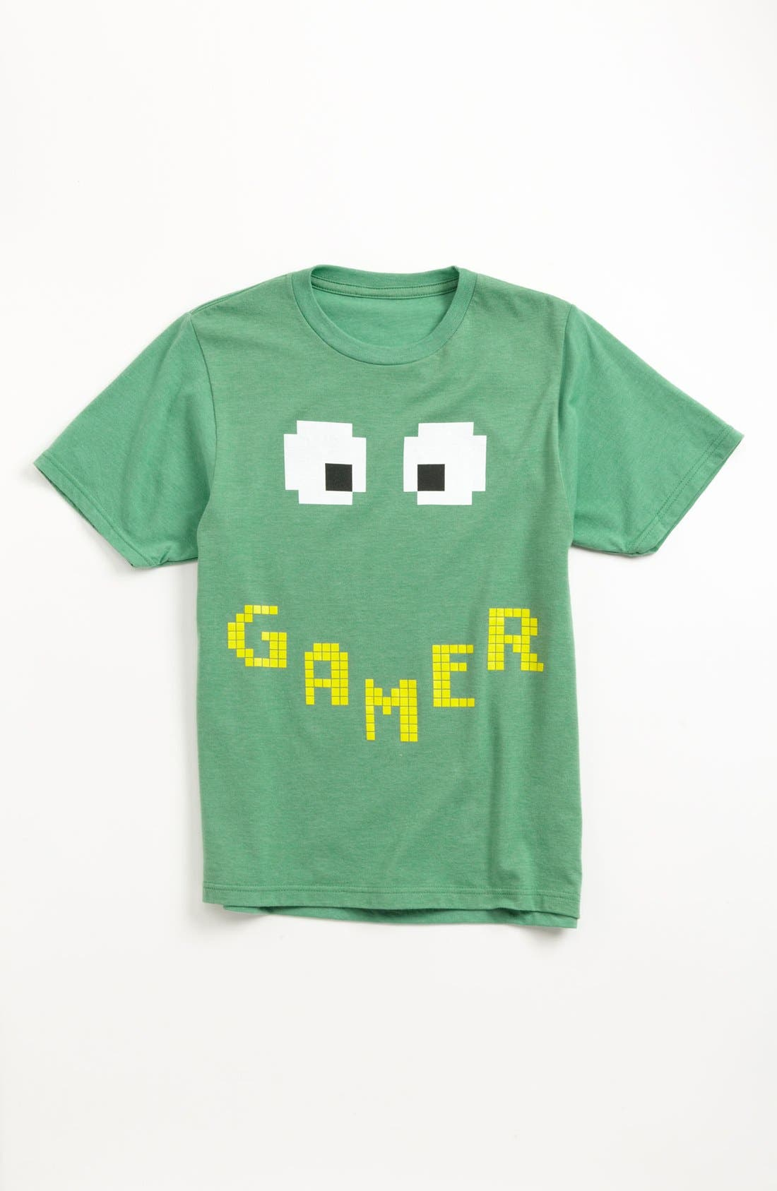 Alternate Image 1 Selected - Jem 'Gamer Glow' T-Shirt (Big Boys)