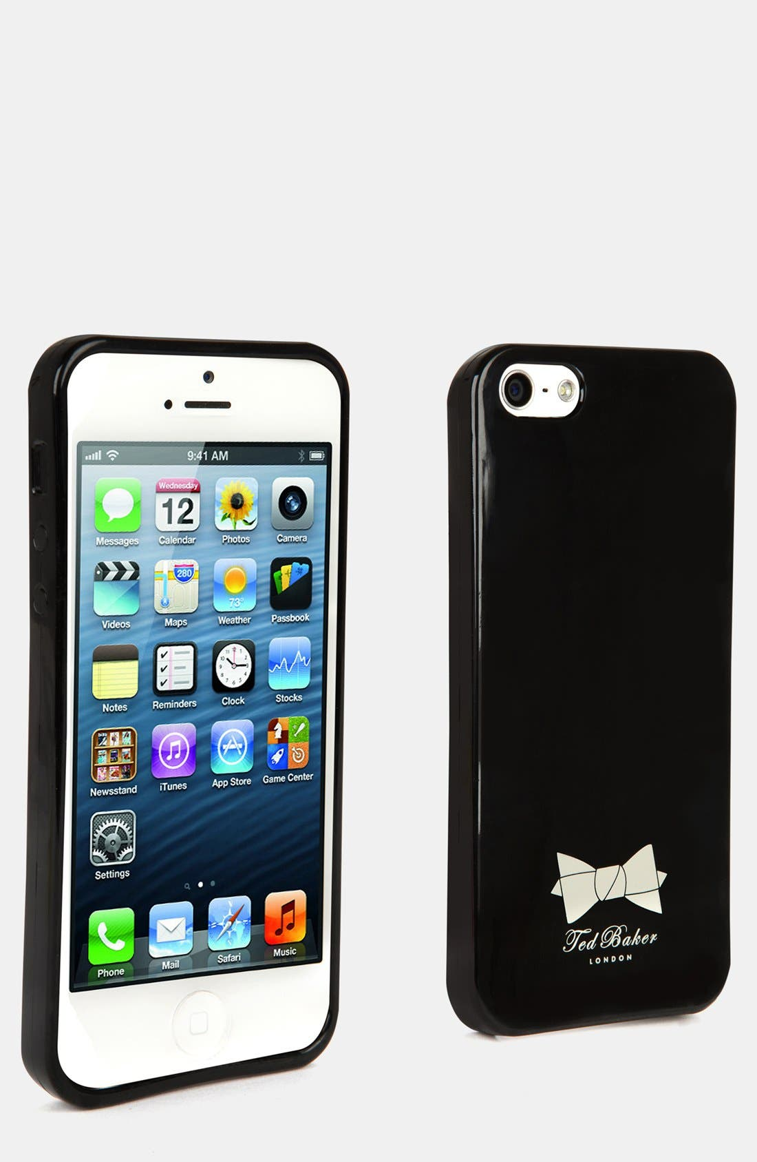 Main Image - Ted Baker London 'Bow' iPhone 5 Case