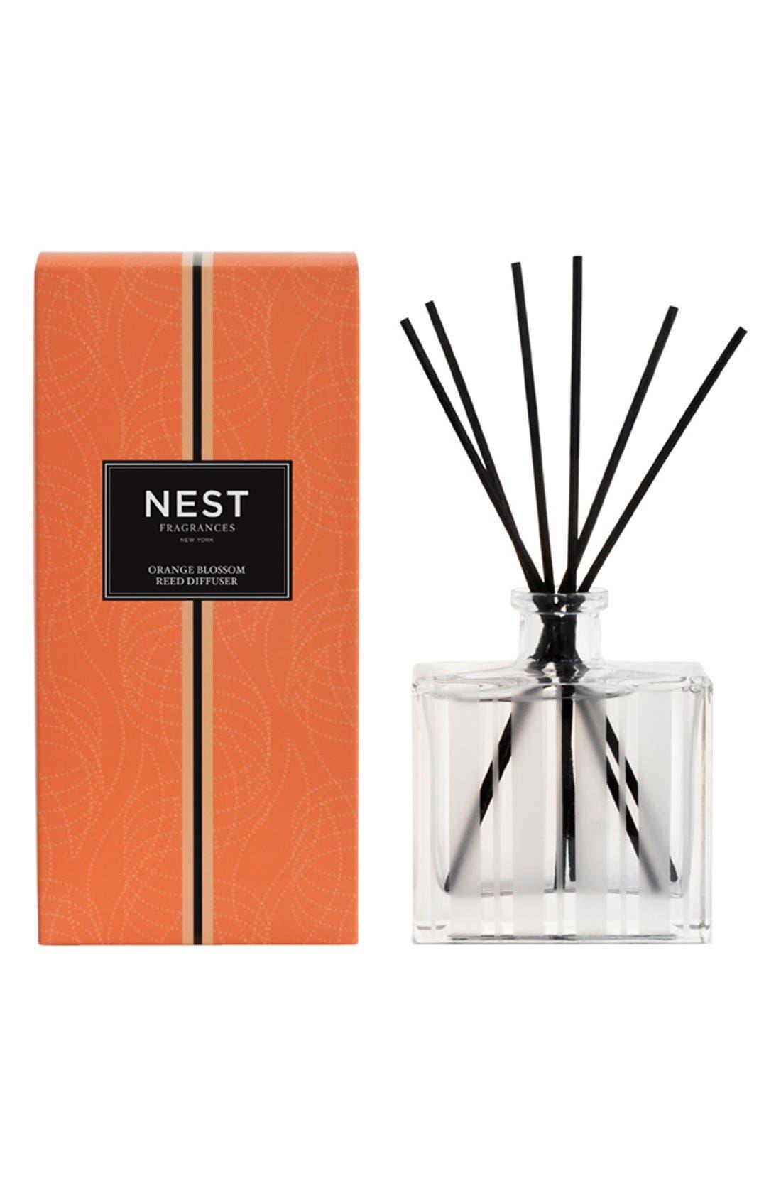 Alternate Image 1 Selected - NEST Fragrances 'Orange Blossom' Reed Diffuser