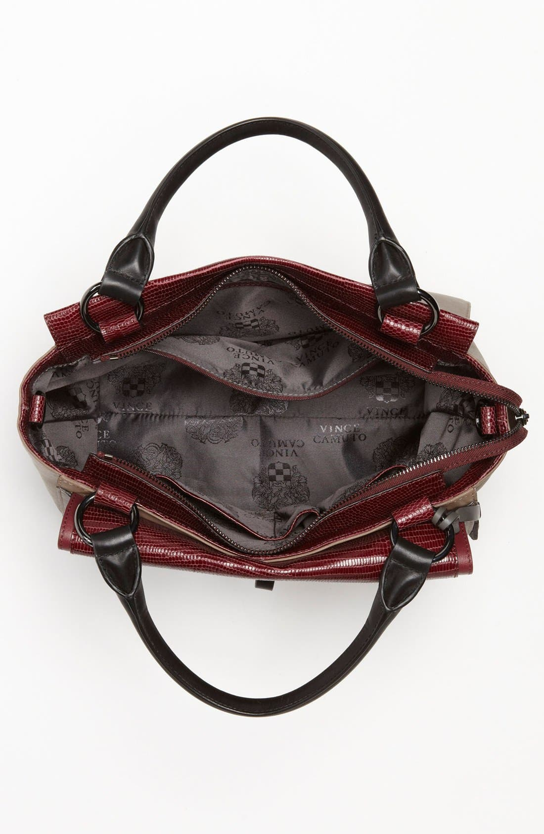 Alternate Image 3  - Vince Camuto 'Max' Leather Satchel, Medium