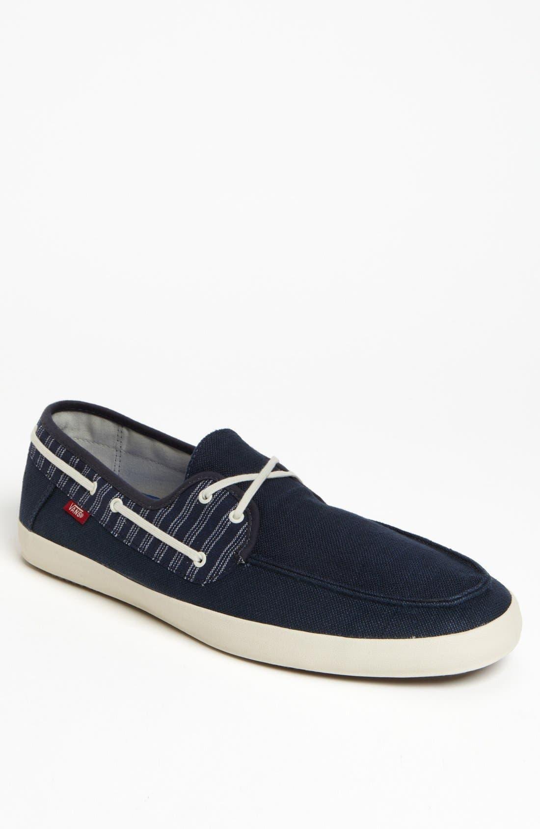 Main Image - Vans 'Chauffeur' Boat Shoe (Men)