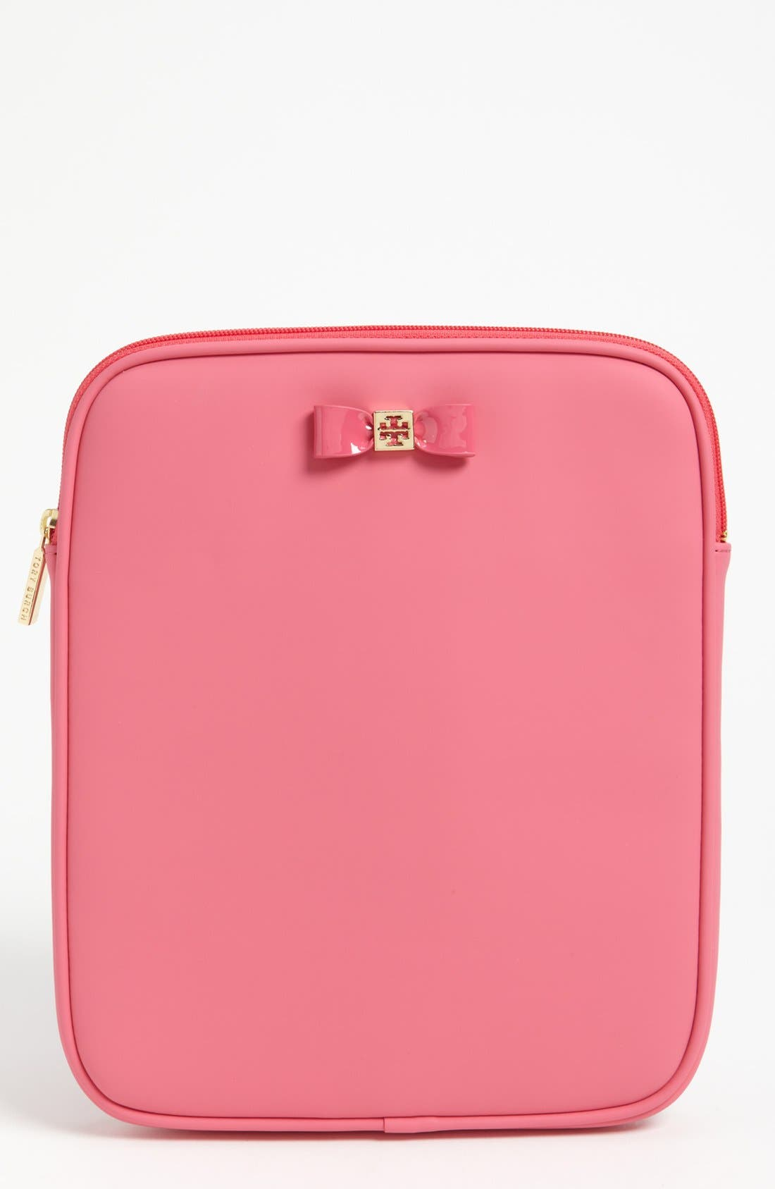 Alternate Image 1 Selected - Tory Burch 'Bow' Tablet Sleeve