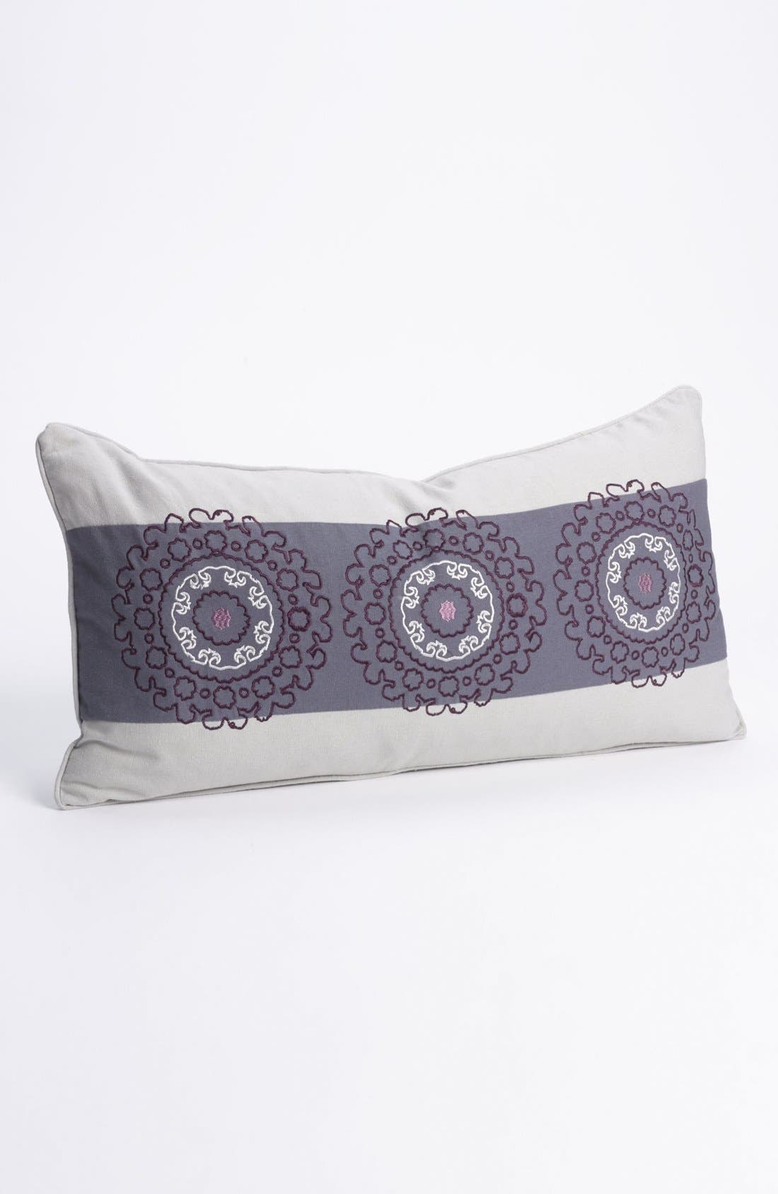 Alternate Image 1 Selected - Levtex 'Ambri' Embroidered Pillow