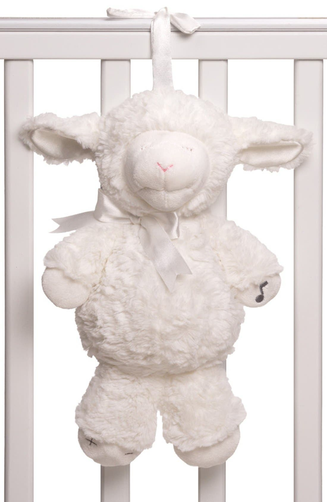 Alternate Image 1 Selected - Baby Gund 'Winky' Soothing Sounds Lamb
