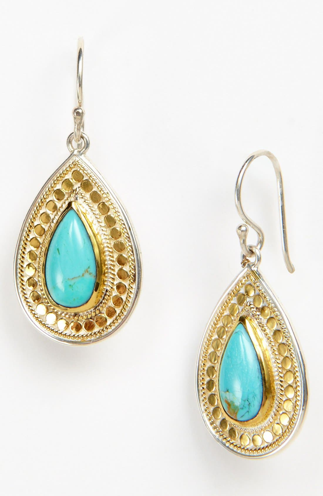 Alternate Image 1 Selected - Anna Beck 'Gili' Wire Rimmed Drop Earrings