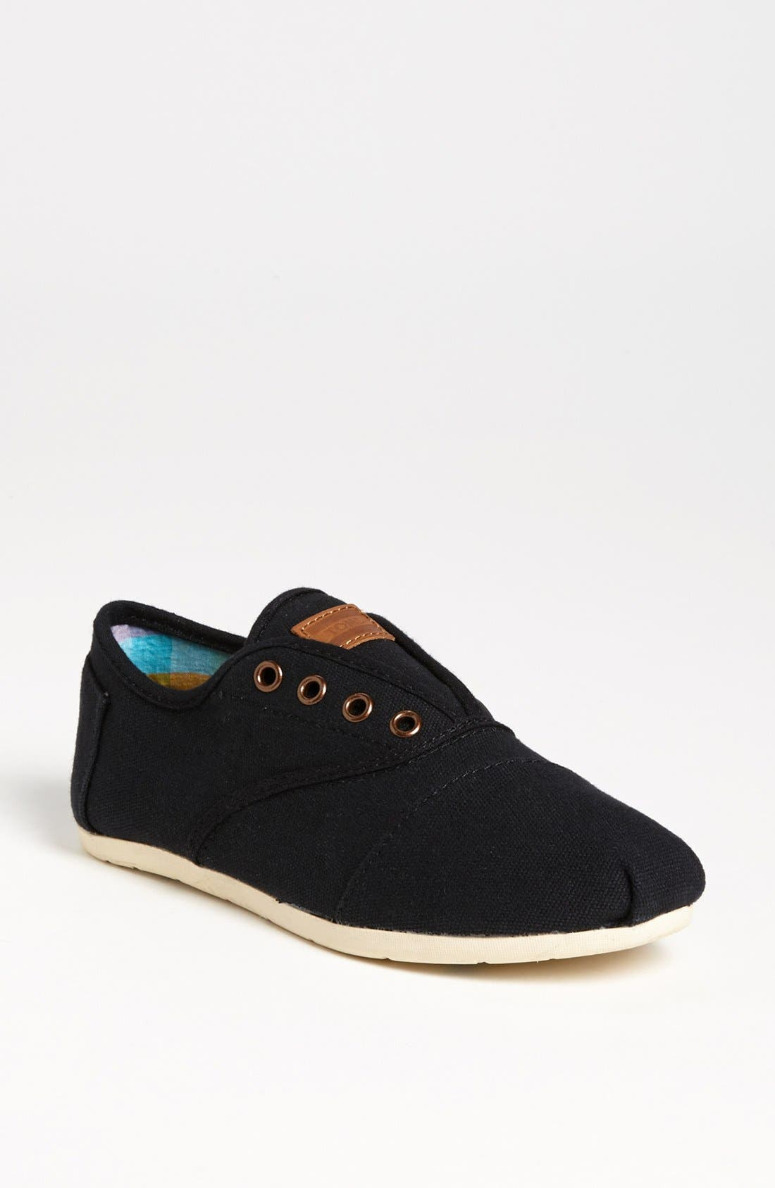 Alternate Image 1 Selected - TOMS 'Cordones' Slip-On (Women)