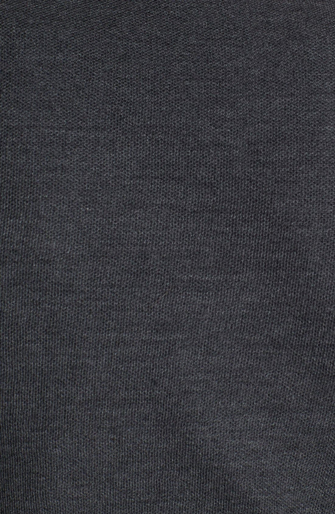 Alternate Image 3  - Canali Wool V-Neck Sweater