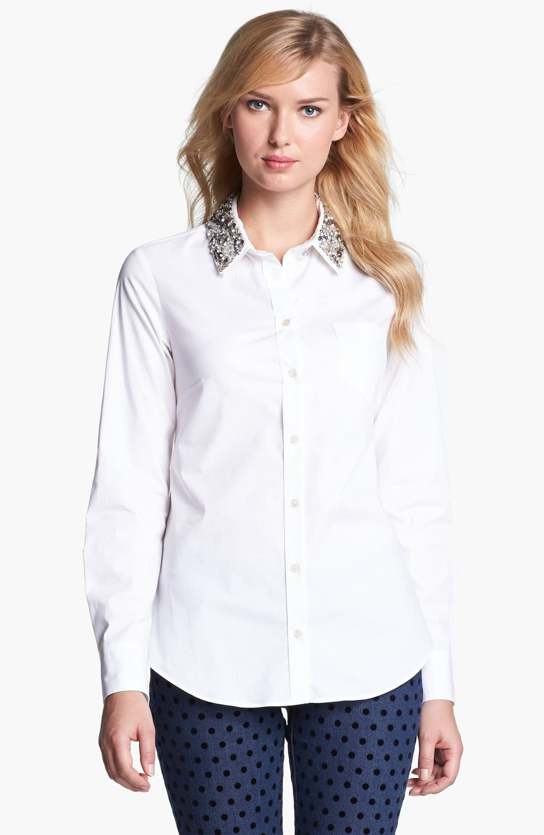 Alternate Image 1 Selected - Weekend Max Mara 'Nocino' Shirt