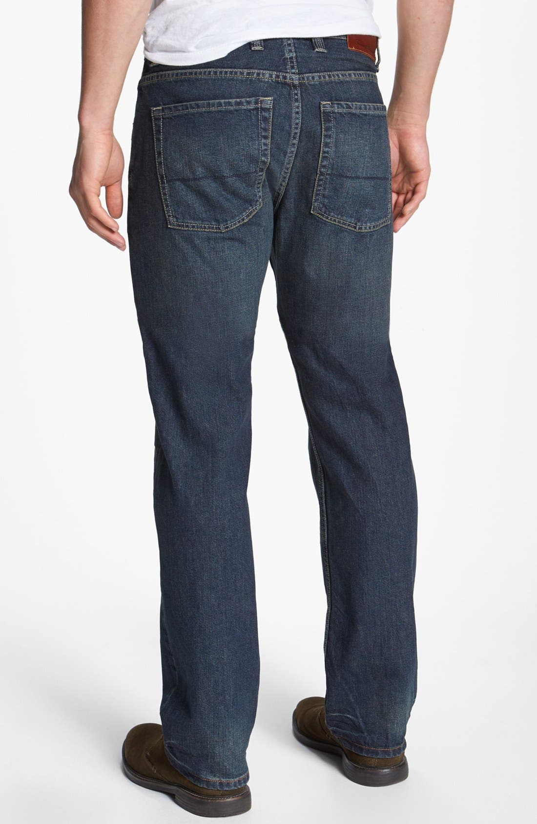 Alternate Image 2  - Tommy Bahama Denim 'Steve Standard Fit' Jeans (Vintage)