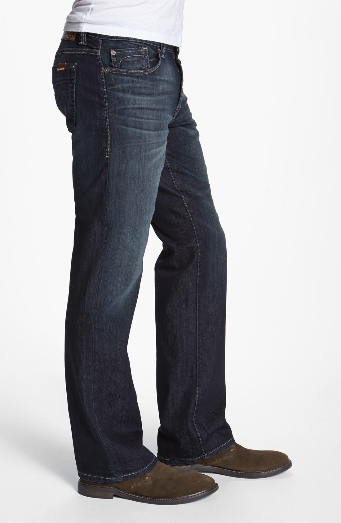 Alternate Image 3  - Fidelity Denim 'Camino' Relaxed Leg Jeans (Trigger Marx)