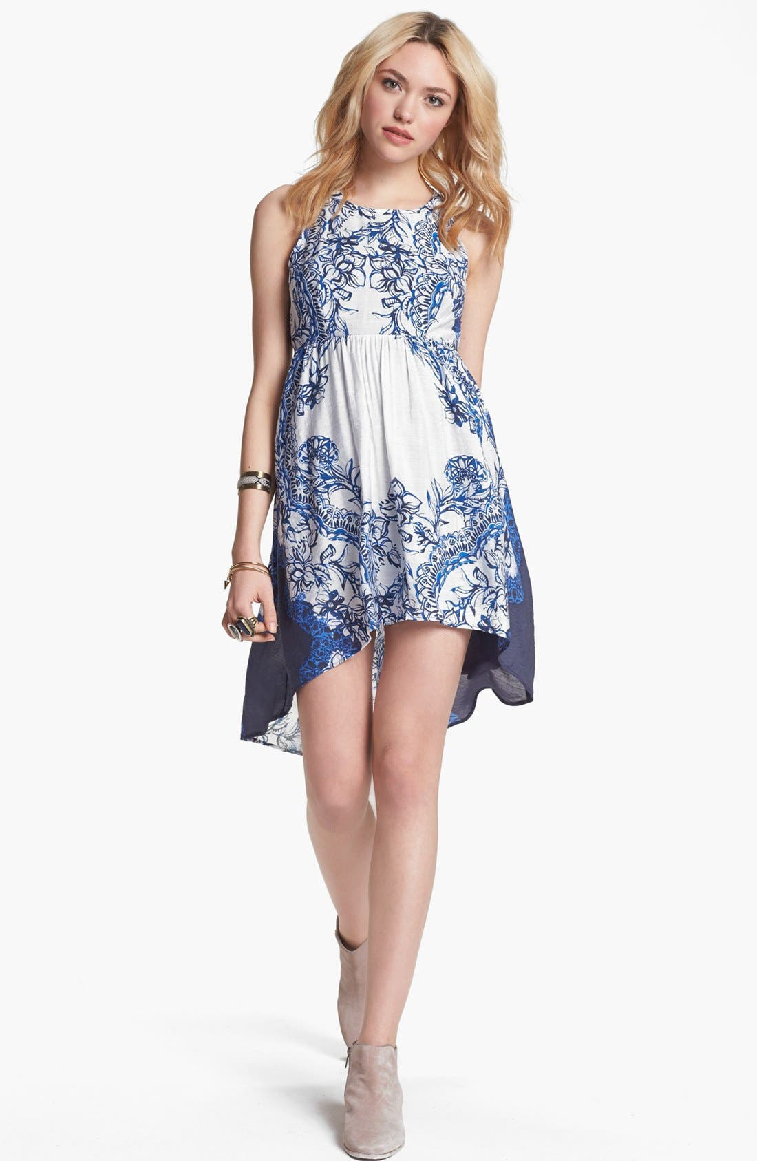 Alternate Image 1 Selected - Free People 'Russian Plate' High/Low Dress
