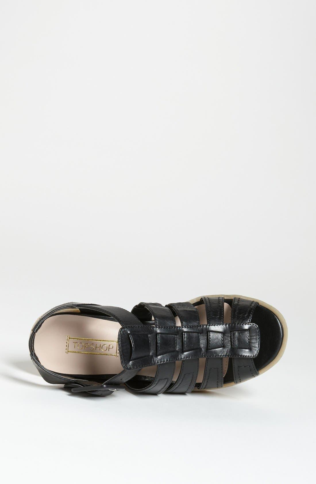Alternate Image 3  - Topshop 'Georgia' Sandal