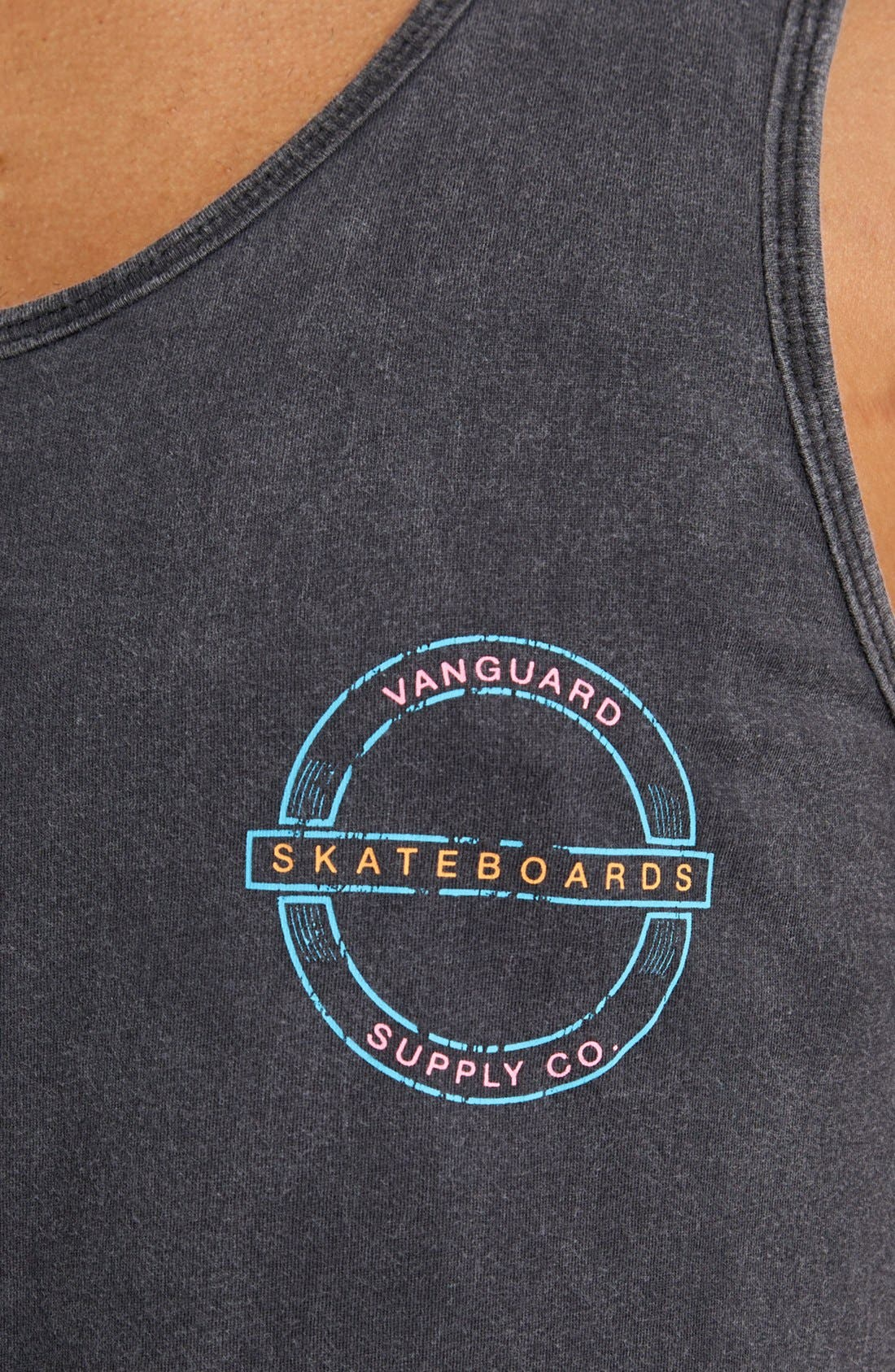 Alternate Image 3  - Vanguard 'Skate Supply' Tank Top