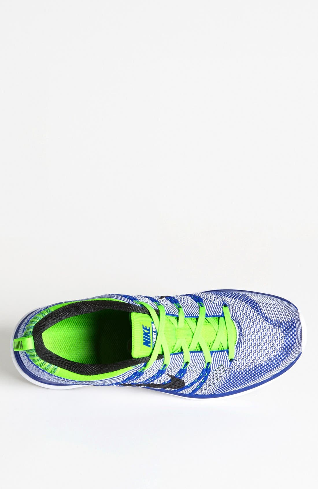 Alternate Image 3  - Nike 'Flyknit Lunar1+' Running Shoe (Men)