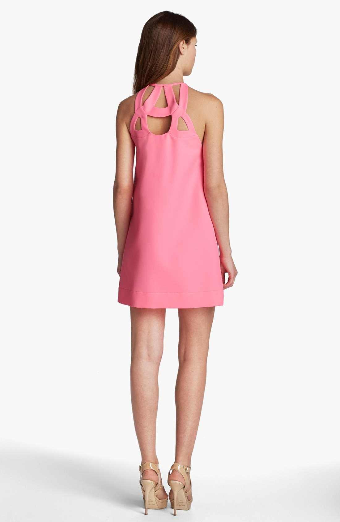 Alternate Image 2  - Diane von Furstenberg 'Machava' Cutout Shift Dress