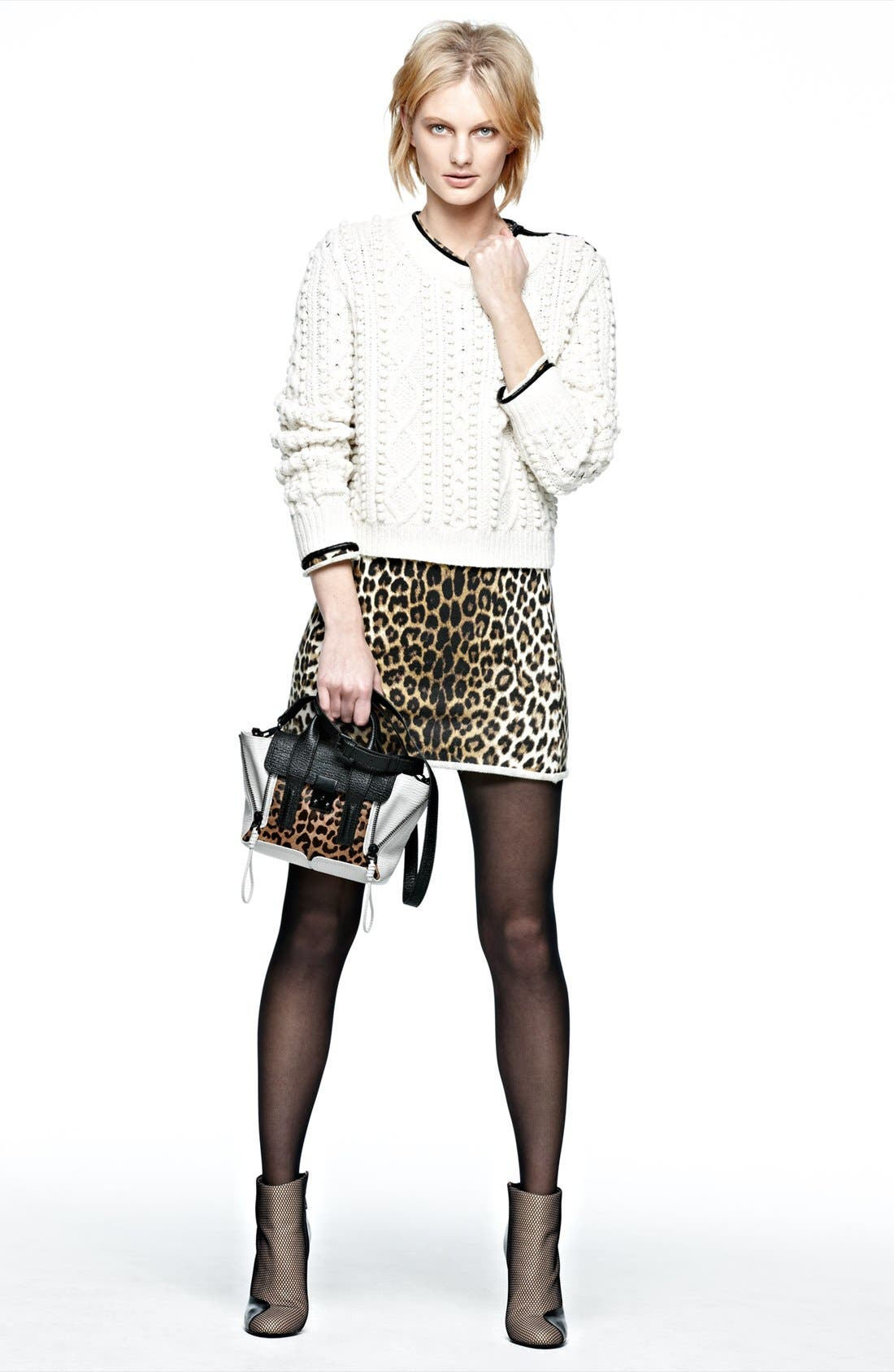 Alternate Image 1 Selected - 3.1 Philip Lim Sweater & Dress