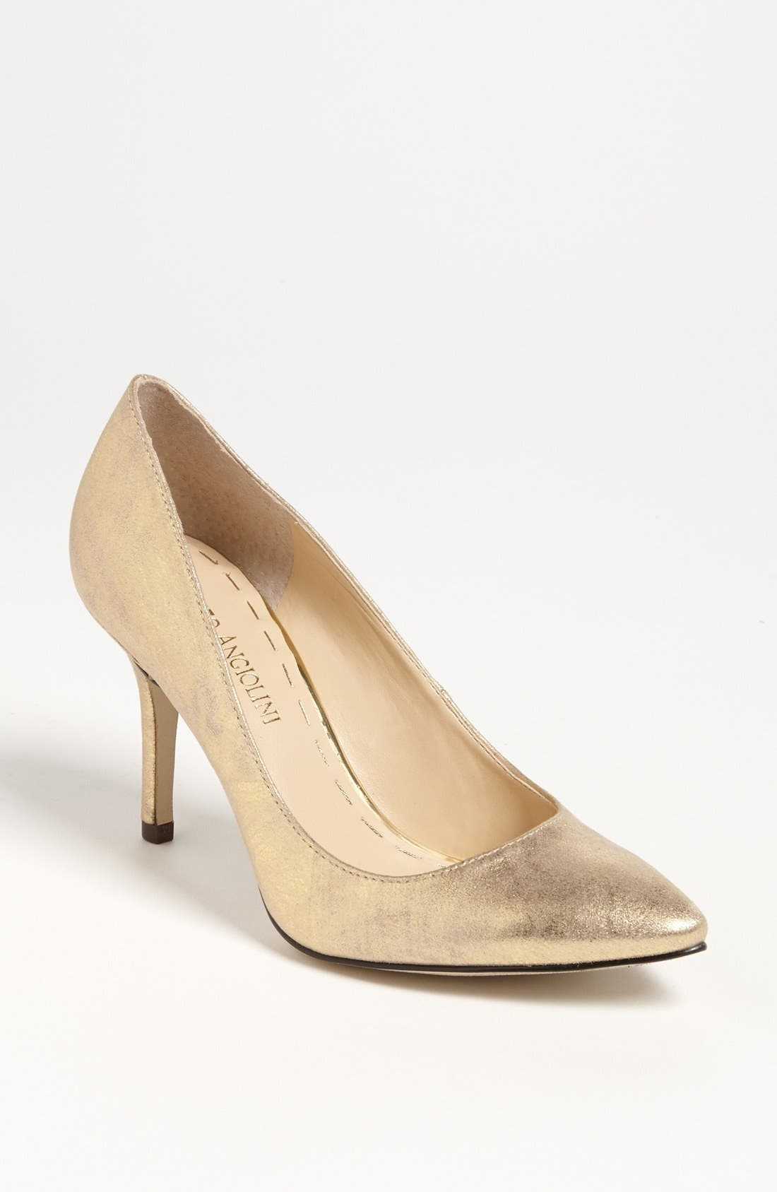 Alternate Image 1 Selected - Enzo Angiolini 'Call Me' Pump