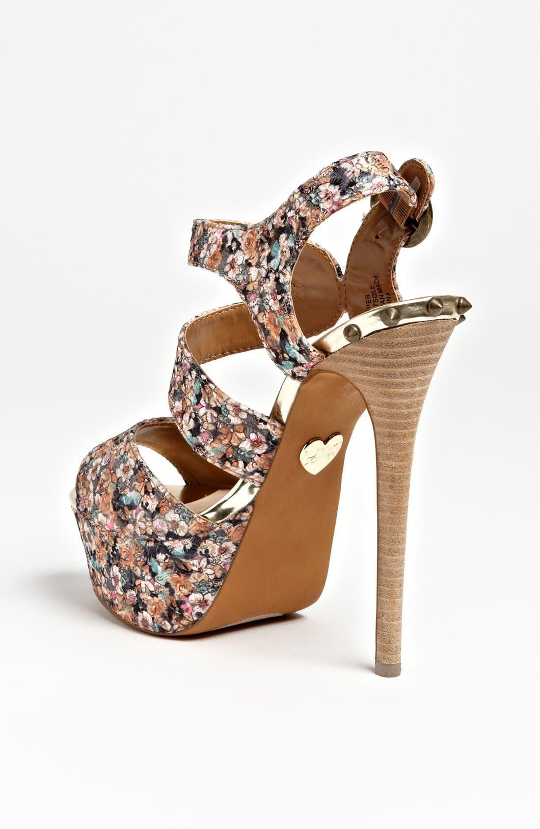 Alternate Image 2  - Betsey Johnson 'Endall' Sandal