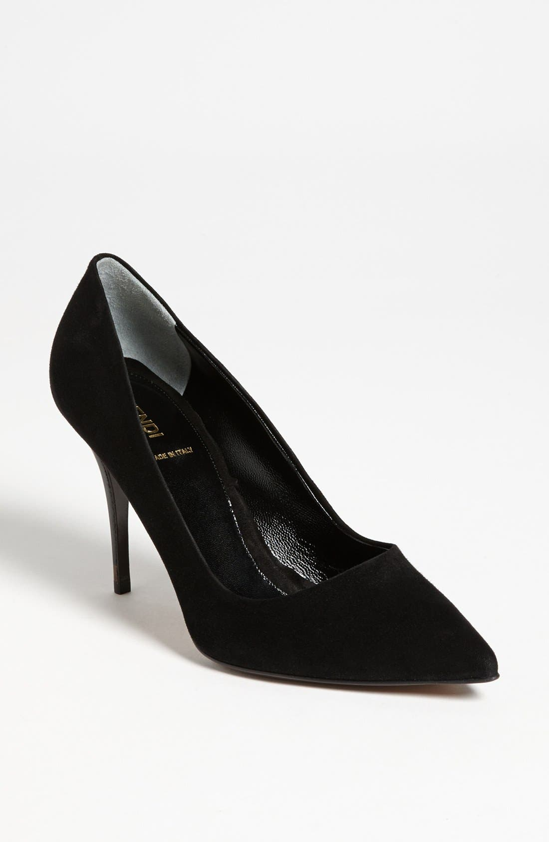 Alternate Image 1 Selected - Fendi 'Anne' Pump