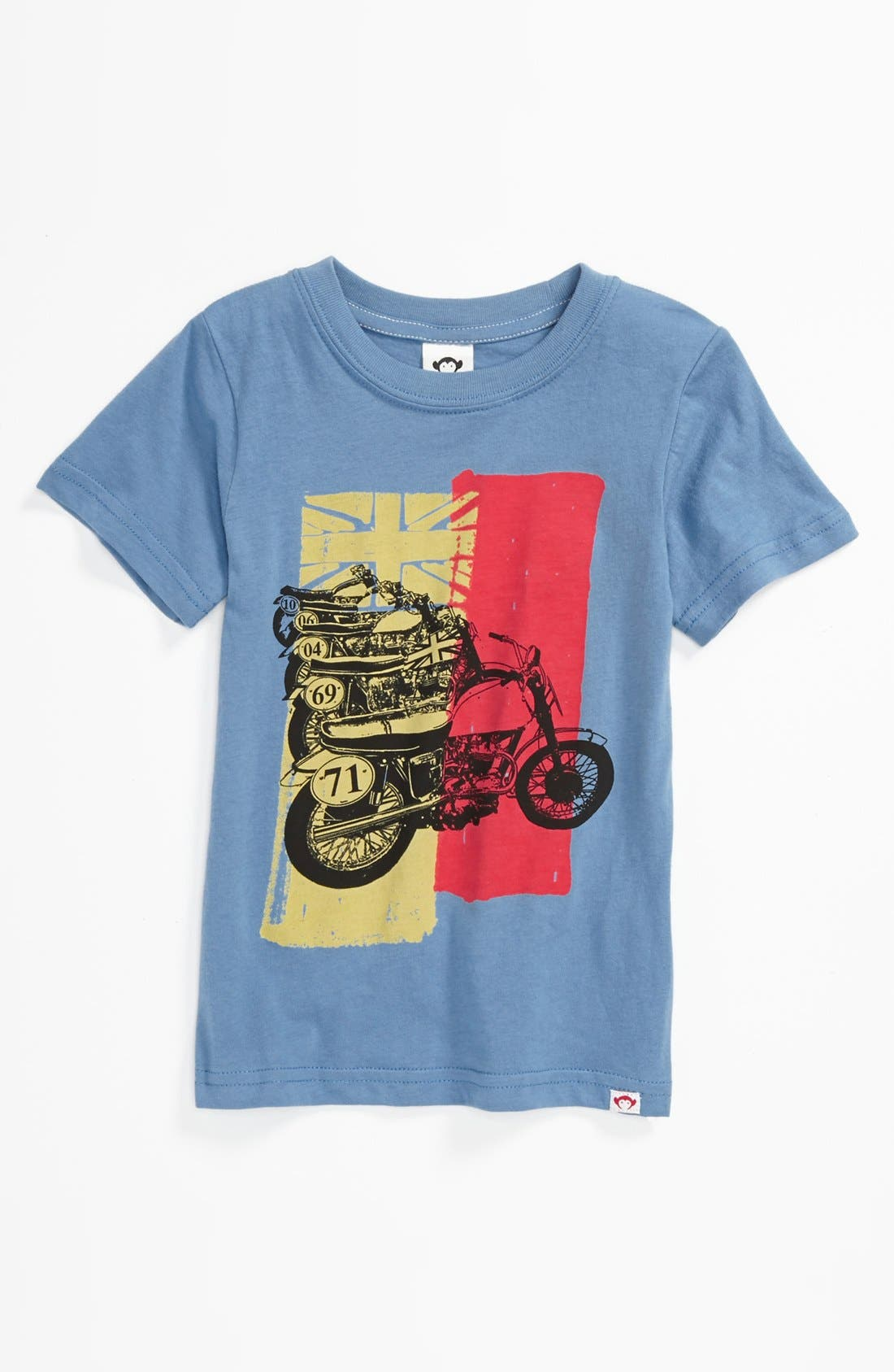Alternate Image 1 Selected - Appaman 'Bikes' T-Shirt (Toddler)
