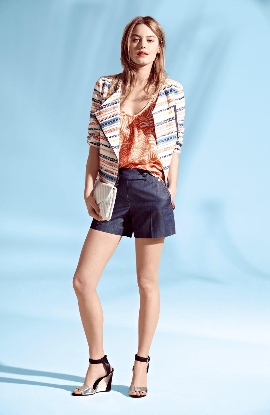 Alternate Image 5  - Trina Turk 'Beatrix' Woven Jacket
