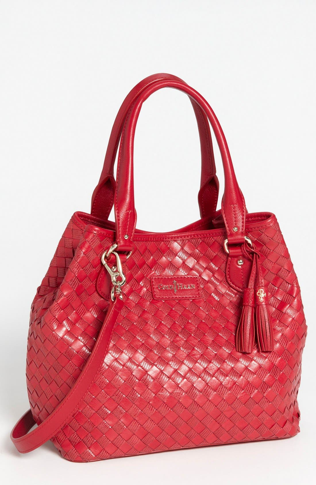 Alternate Image 1 Selected - Cole Haan 'Nora Weave - Small Serena' Tote