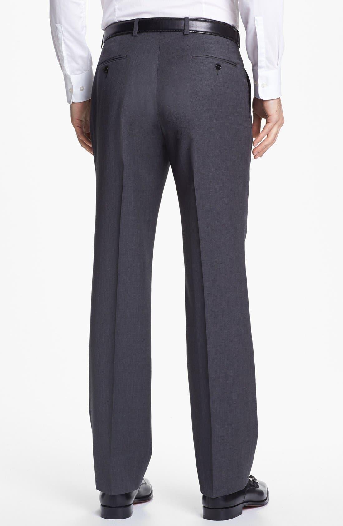 Alternate Image 2  - John Varvatos 'Thompson' Trousers