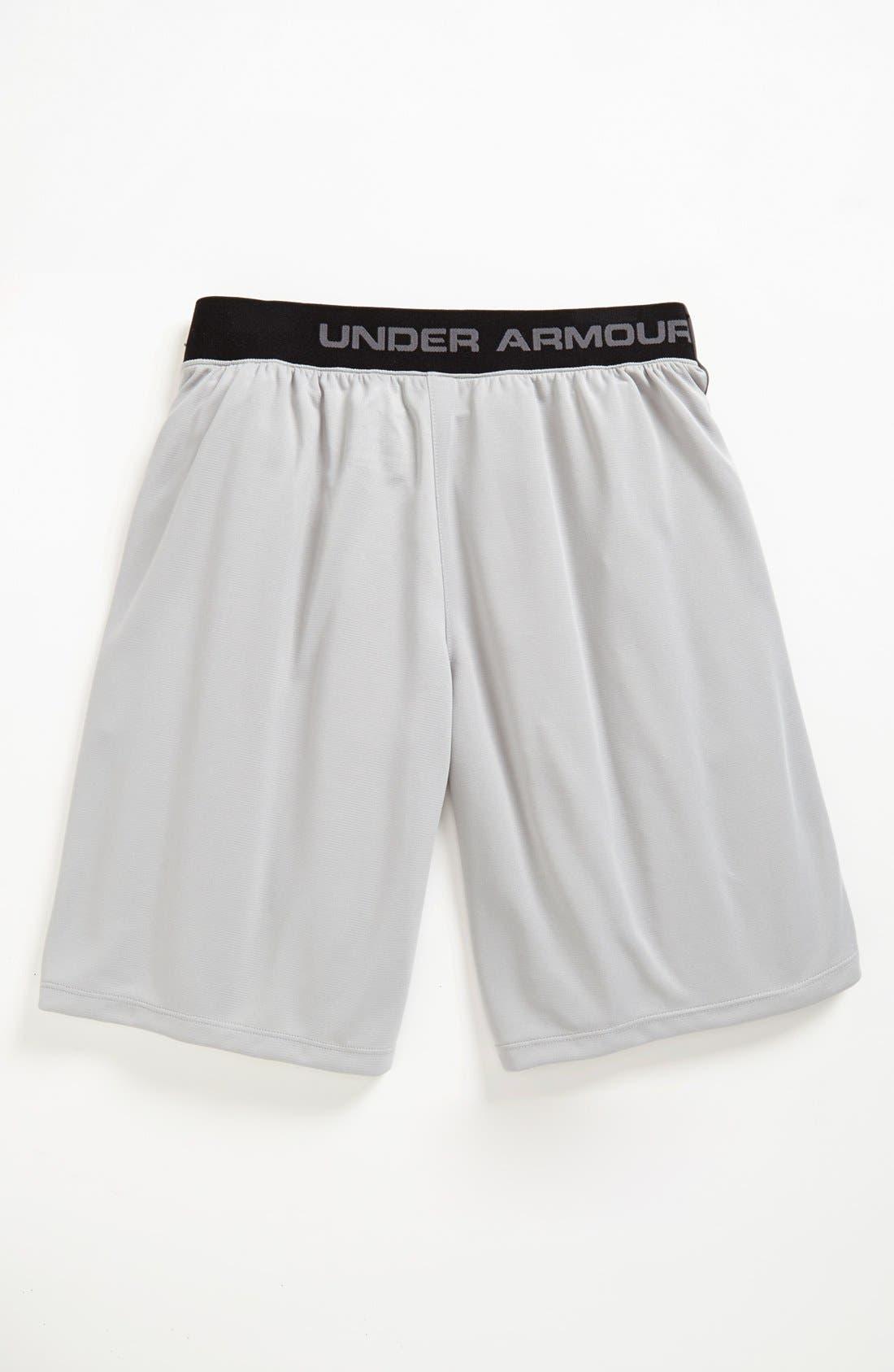 Alternate Image 2  - Under Armour 'Flare 2.0' Shorts (Big Boys)