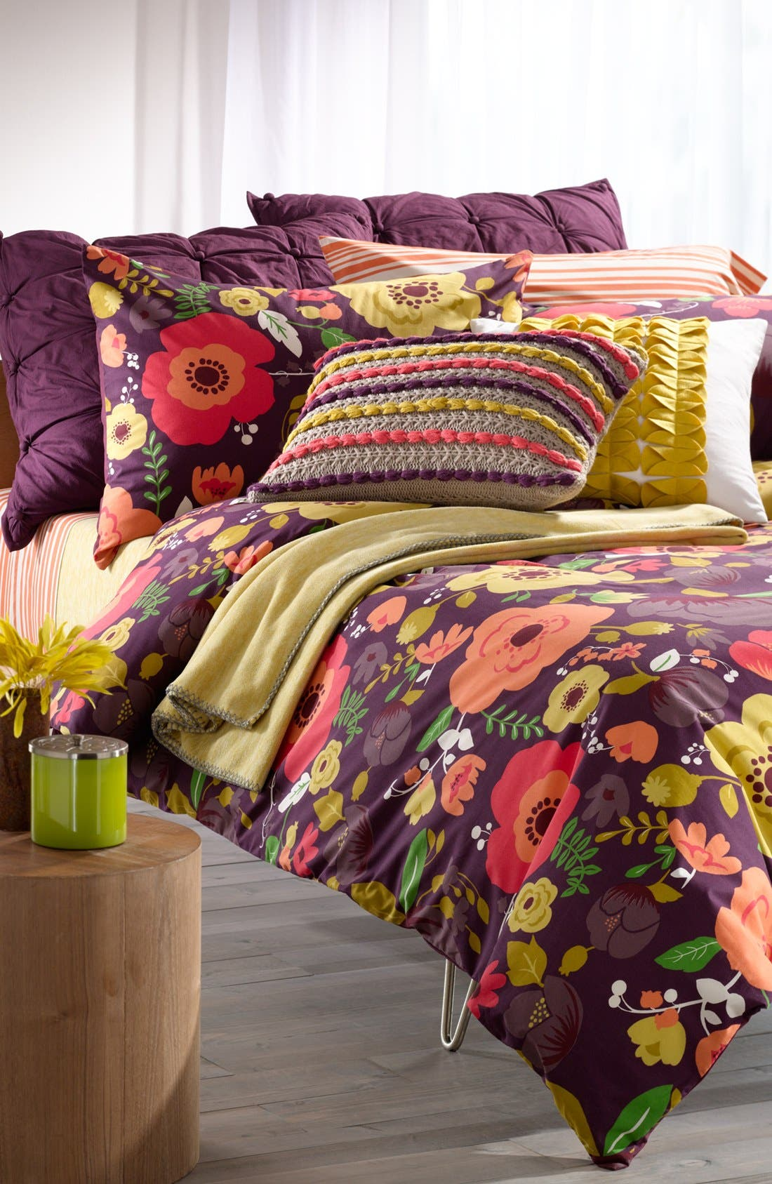 Alternate Image 3  - Nordstrom at Home 'Poppy' Duvet Cover