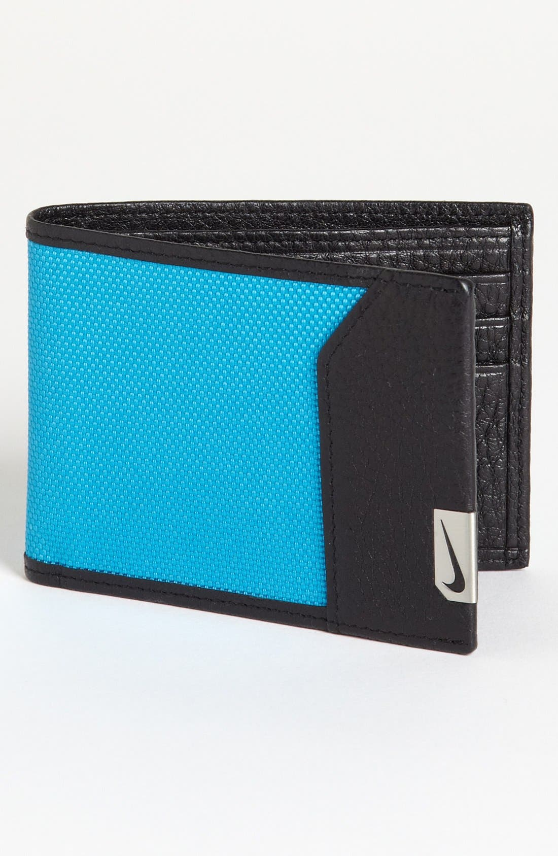 Alternate Image 1 Selected - Nike Ballistic Nylon Slimfold Wallet