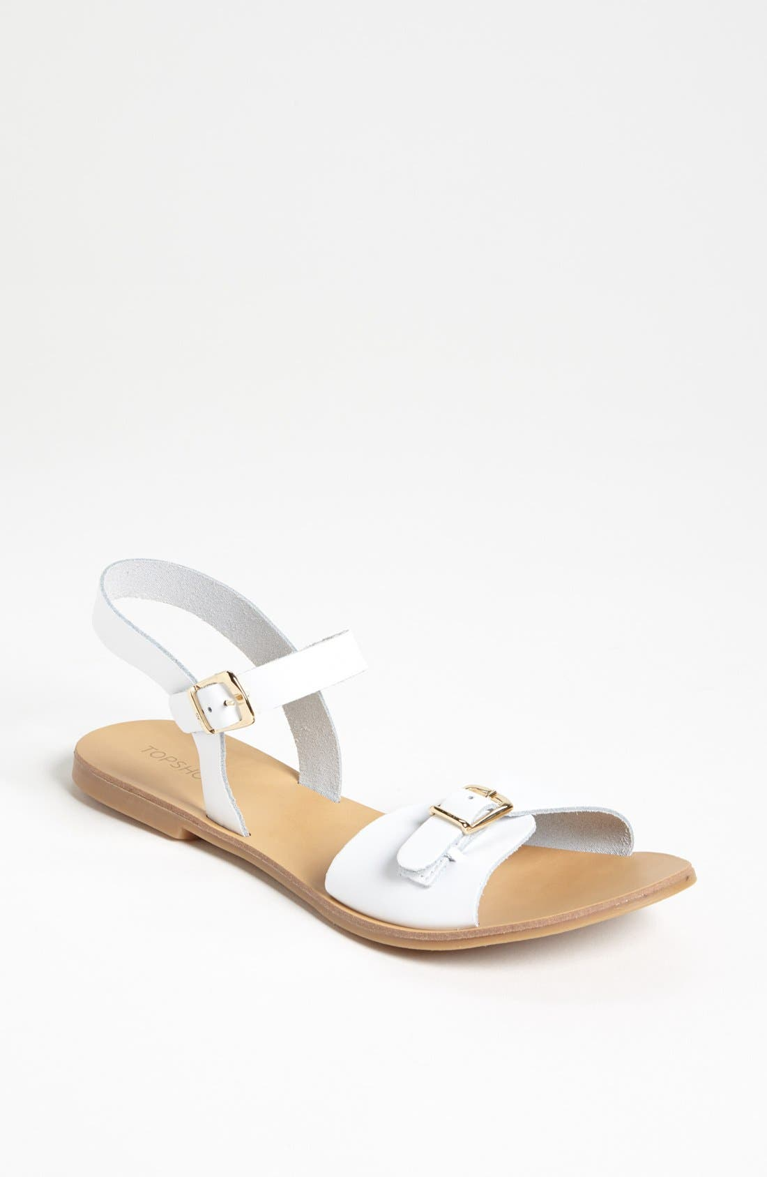Alternate Image 1 Selected - Topshop 'Helter' Sandal