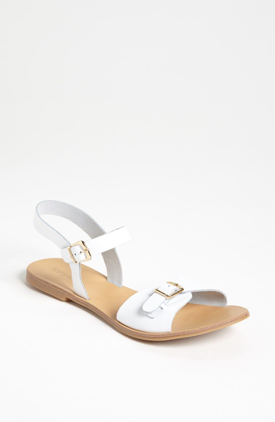 Main Image - Topshop 'Helter' Sandal