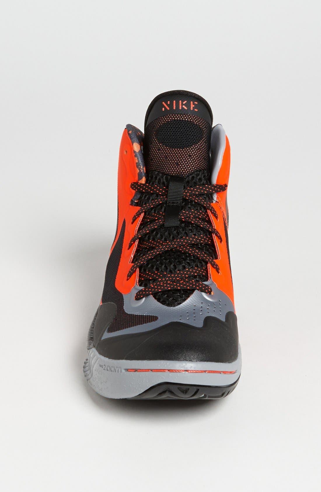 Alternate Image 3  - Nike 'Zoom HyperFranchise XD' Basketball Shoe (Men)
