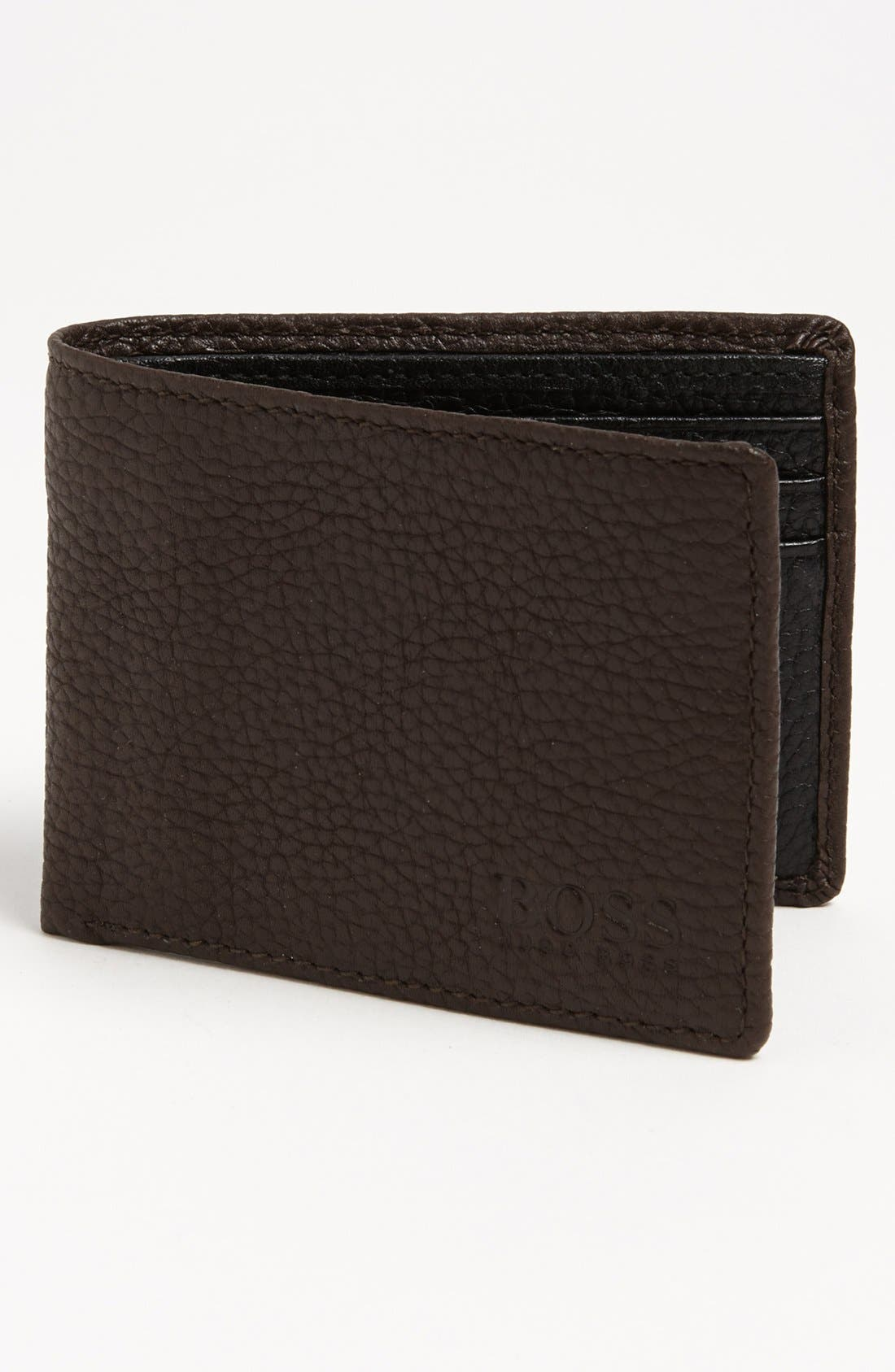 Alternate Image 1 Selected - BOSS HUGO BOSS 'Beckley' Wallet