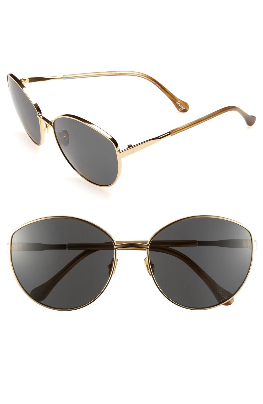 Main Image - Elizabeth and James 'Irving' 59mm Sunglasses