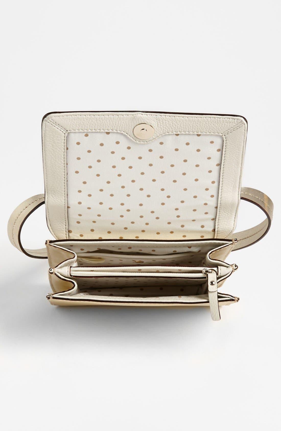 Alternate Image 3  - kate spade new york 'mikas pond - nico' crossbody bag